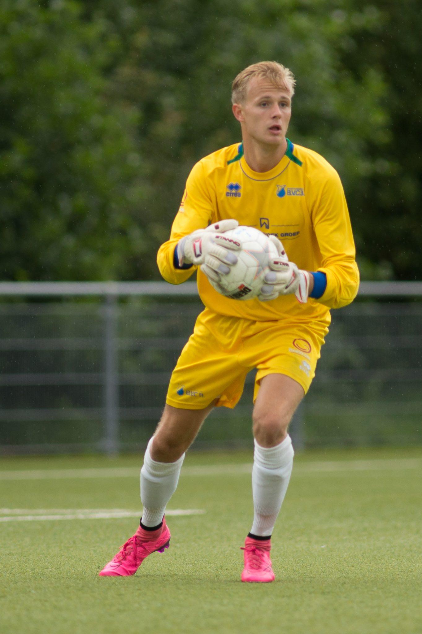 Wesley van der Molen (Archief)