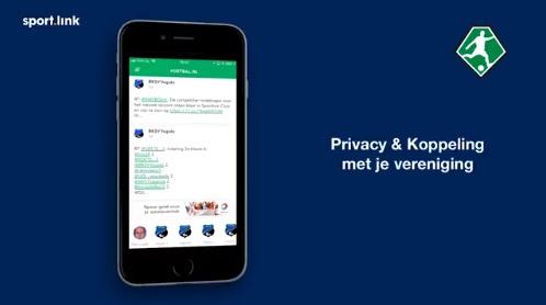 Koppeling met vereniging BVCB is een pré voor privacy gegevens en vrijwilligers planning!