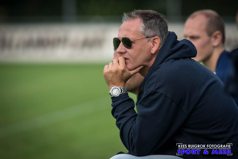 BVCB en trainer Dick Boereboom gaan voor langere verbintenis