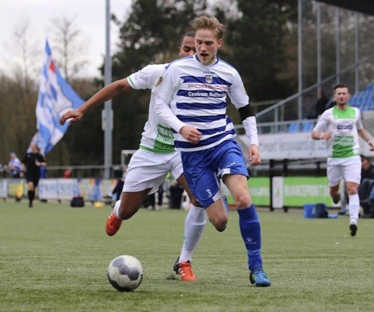 Leon van den Berg verruilt XerxesDZB voor BVCB