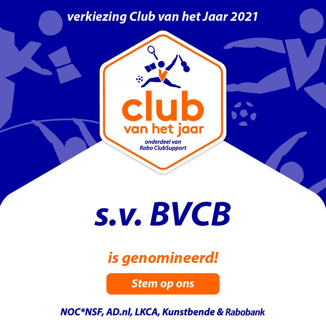 Zet BVCB in de schijnwerpers en breng je stem uit